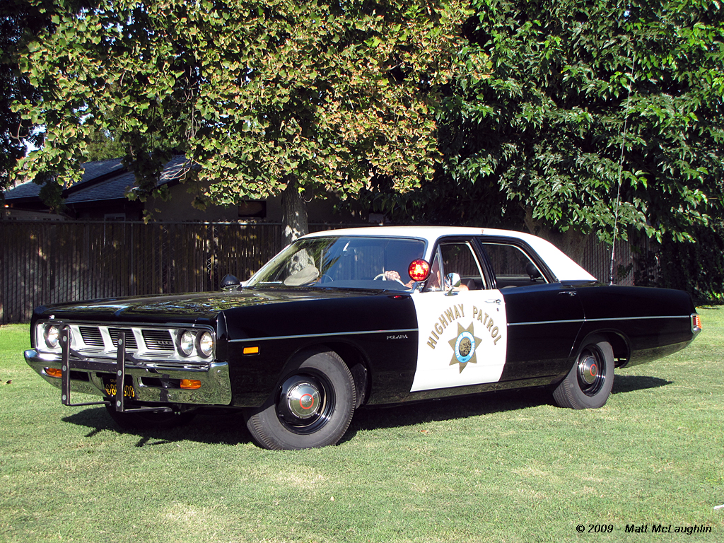 1969 Dodge Polara Police Car Http