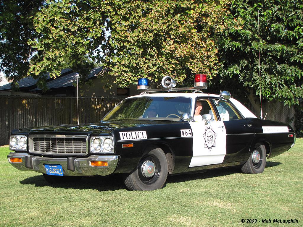 Retired Police Cars For Sale >> Dodge Polara Police Car Pictures
